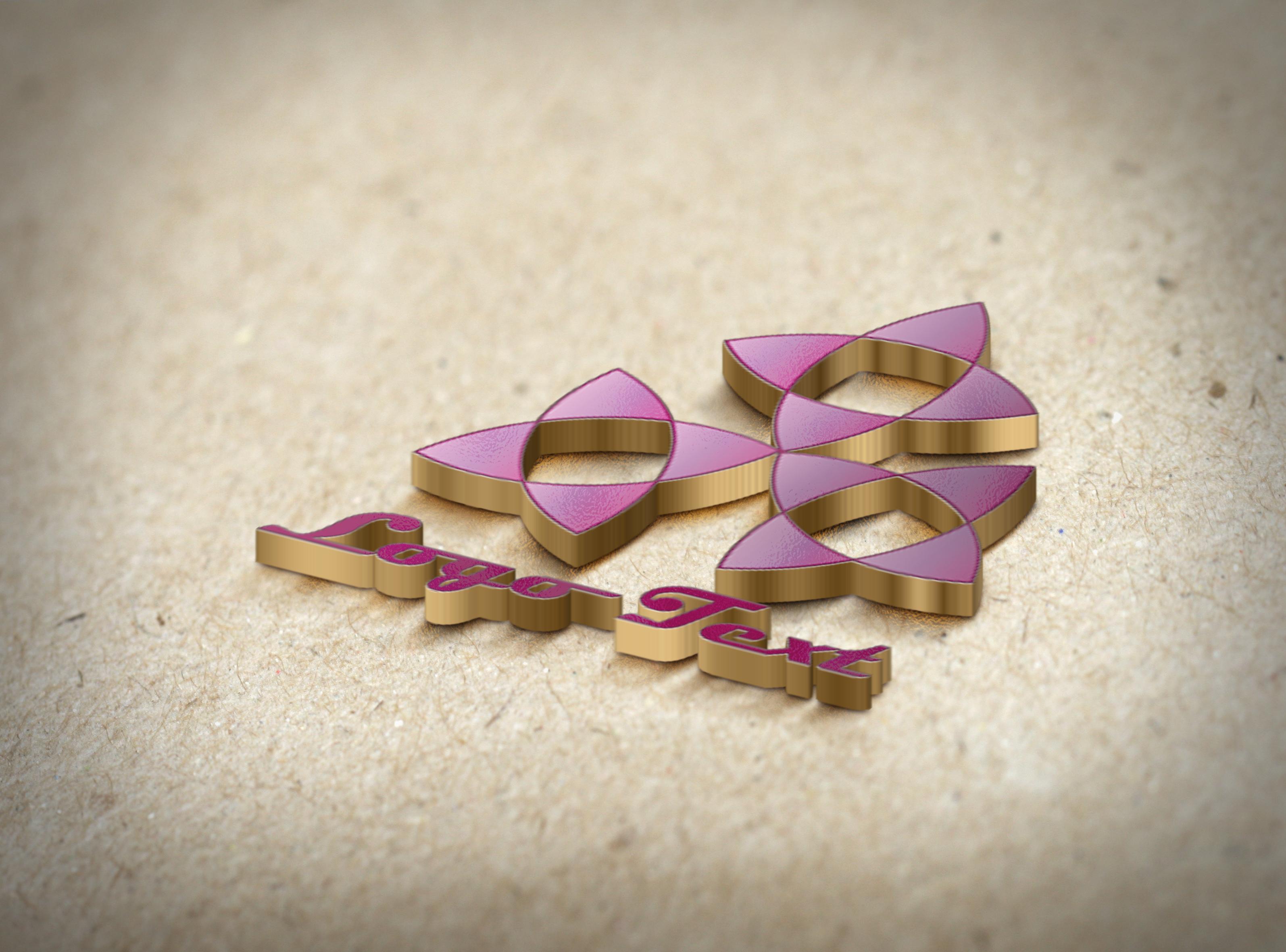 3D-Logo-Mockup-A