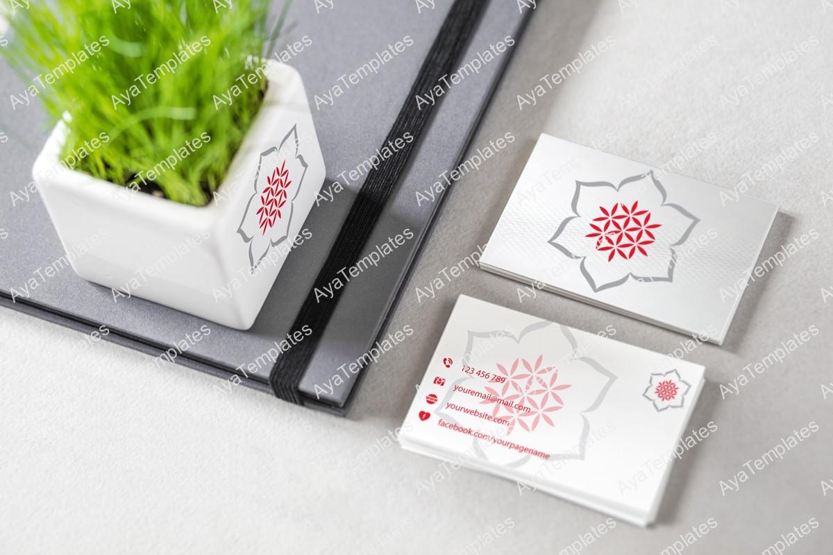 Snowflake-Sacred-Flower-logo-mockup5