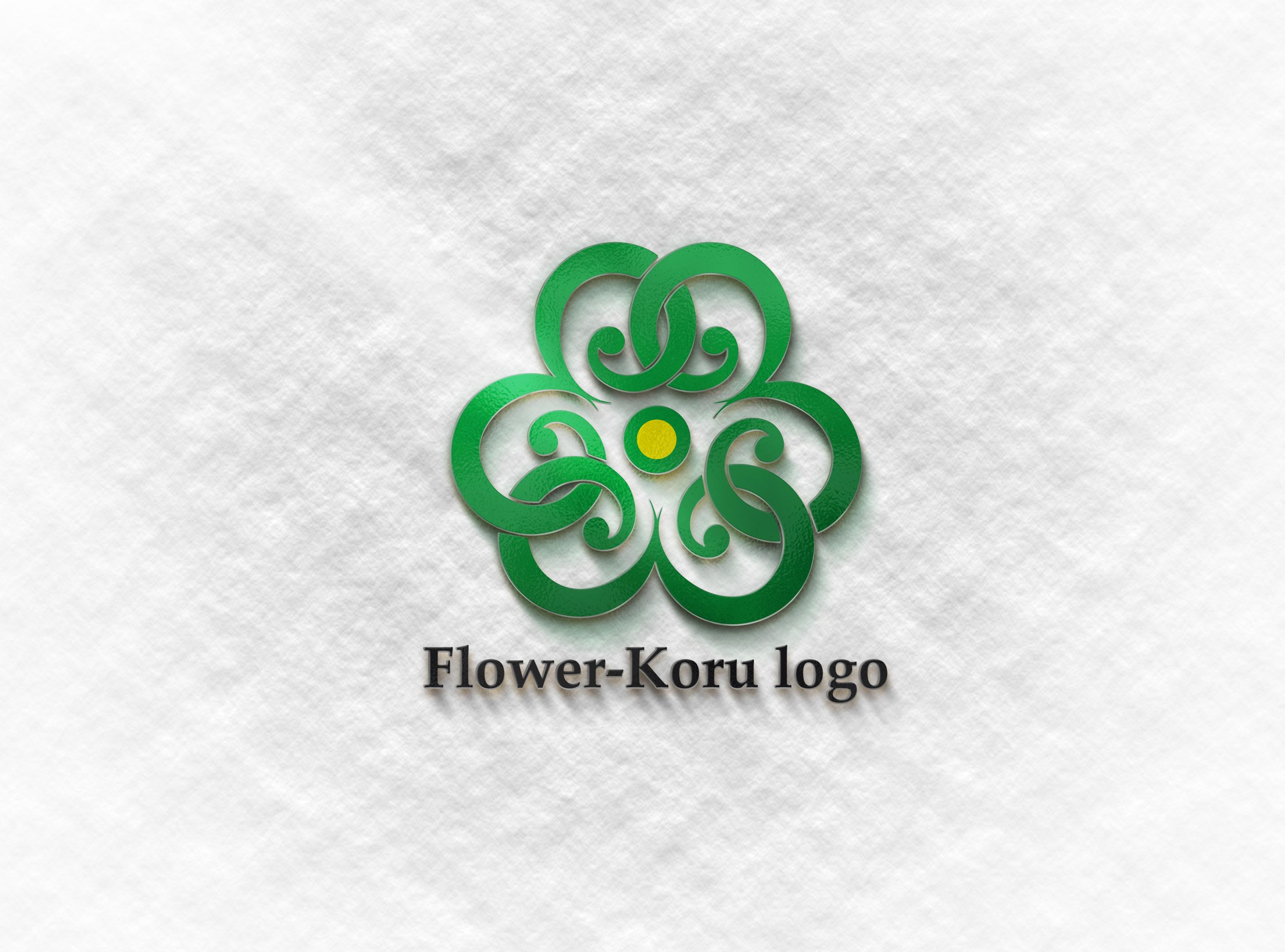 flowerkoru logo � aya templates