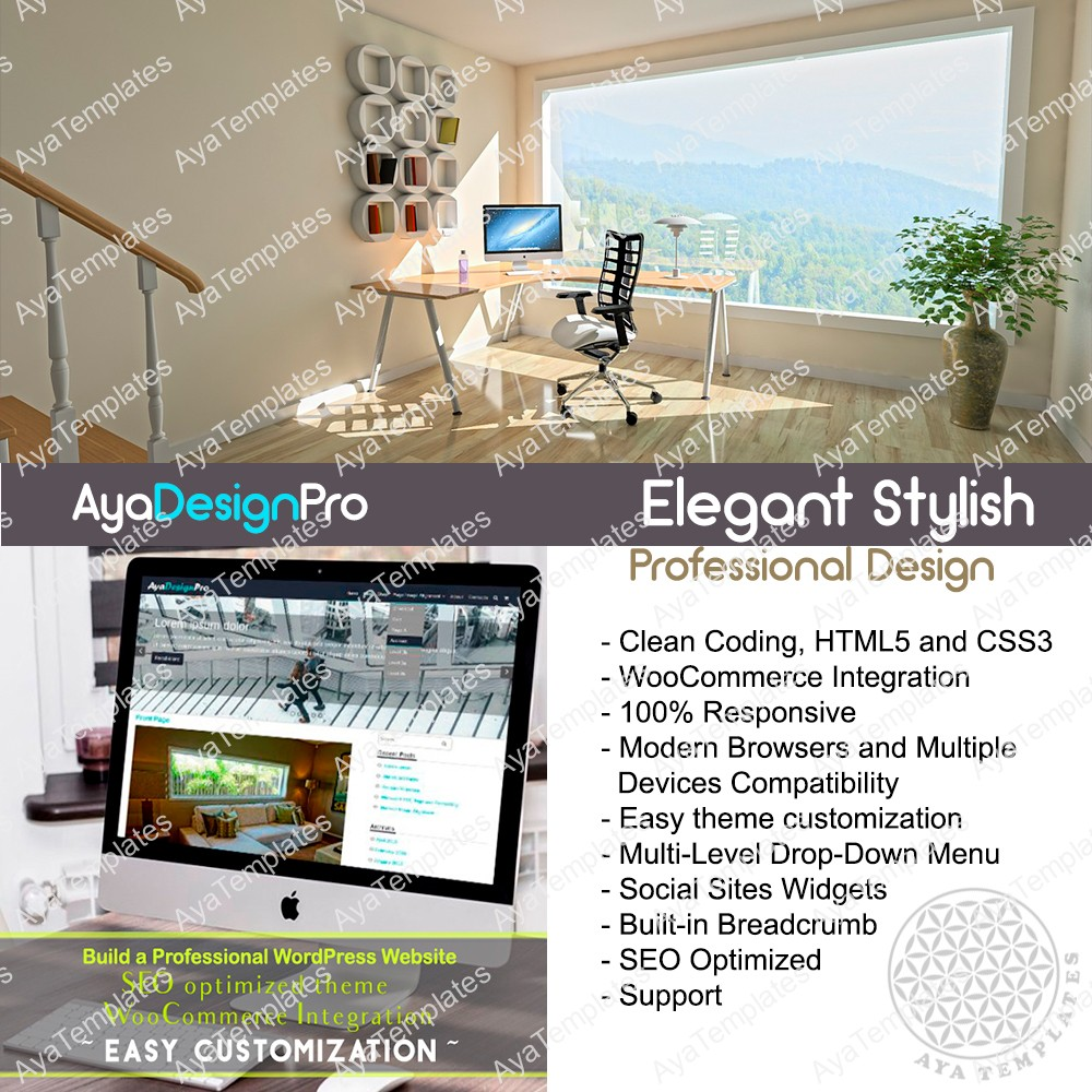 AyaDesignPro-premium-wordpress-theme-mockup