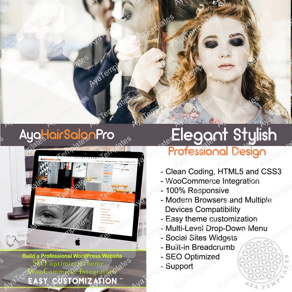 theme-collage-AyaHairSalonPro-premium-wordpress-theme-mockup