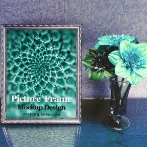 Picture-Frame-Mockup-Design