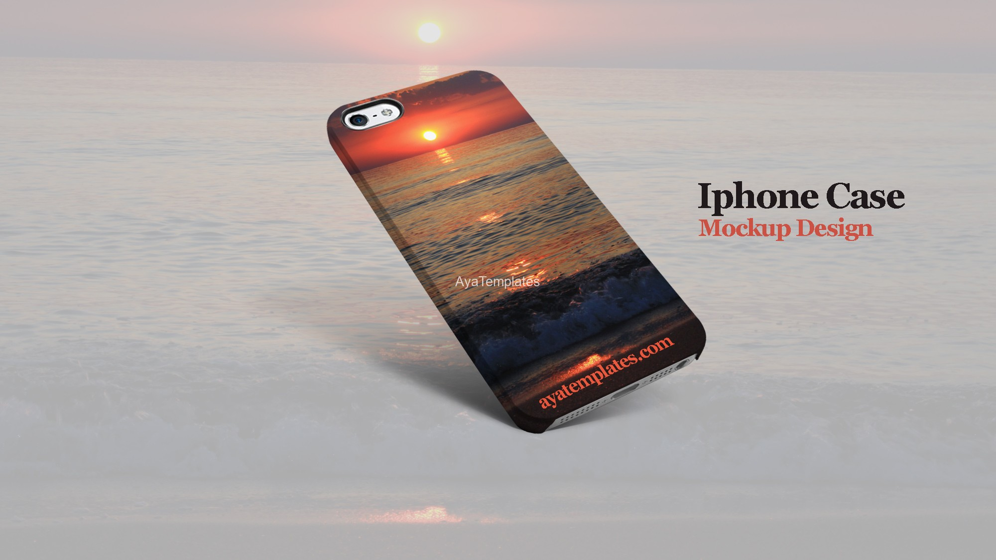 iphone case mockup design 2 aya templates