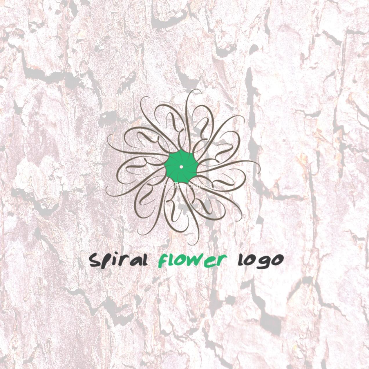 Spiral-flower-logo