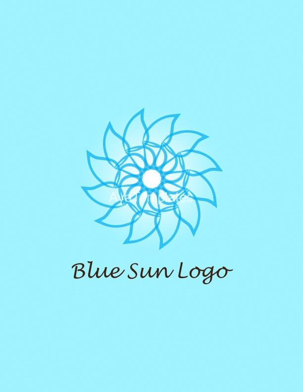 Blue-Sun-Logo