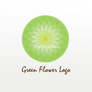 Green-Flower-Logo