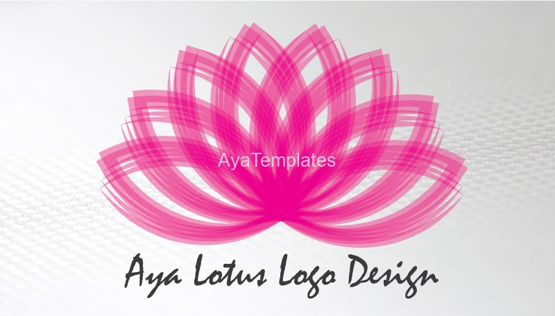 Business-card-template-Aya-lotus-logo-mockup1