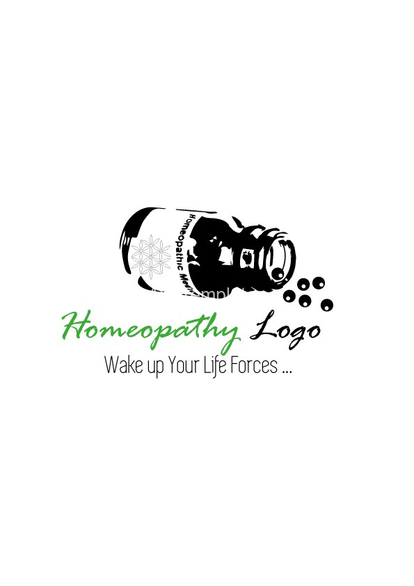 Homeopathy Logo Design