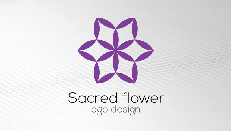 sacred-flower-business-card-front