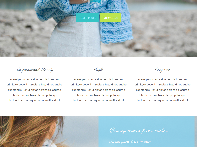AyaFashion-Premium-Html-css-one-page-site-mockup2