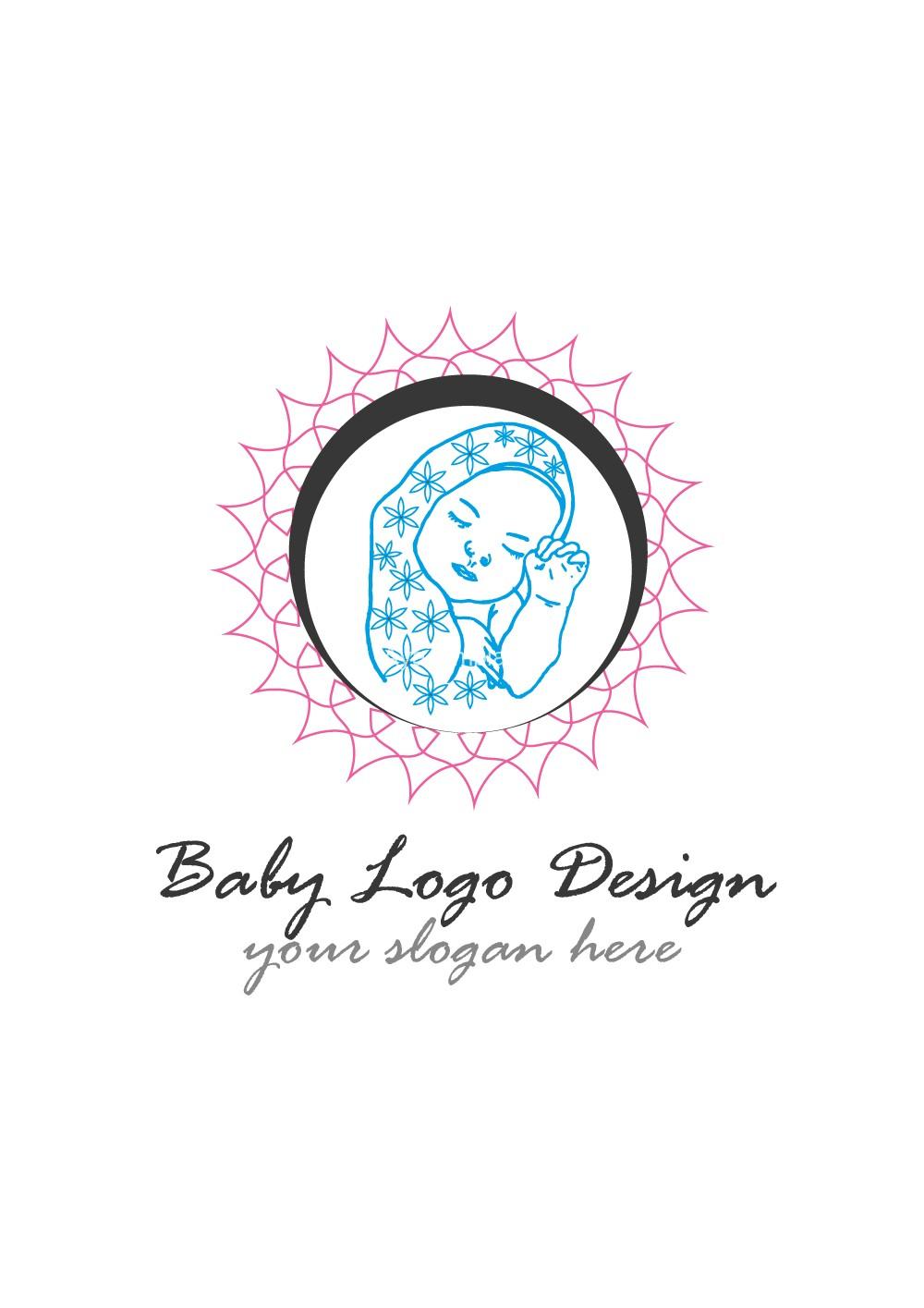 Baby-logo-design