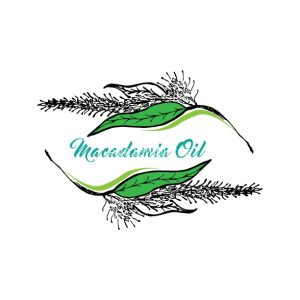 macadamia-oil-logo-design