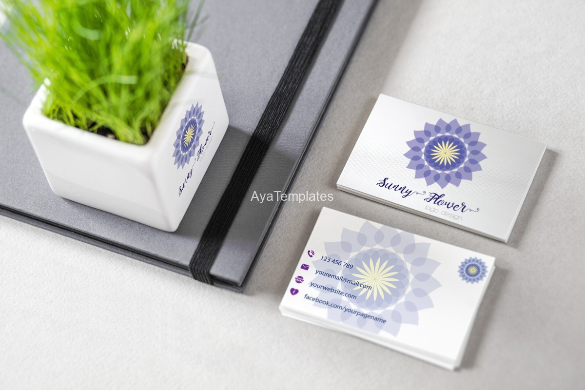 01-sunny-flower-logo-design-and-brand-identity-mockup