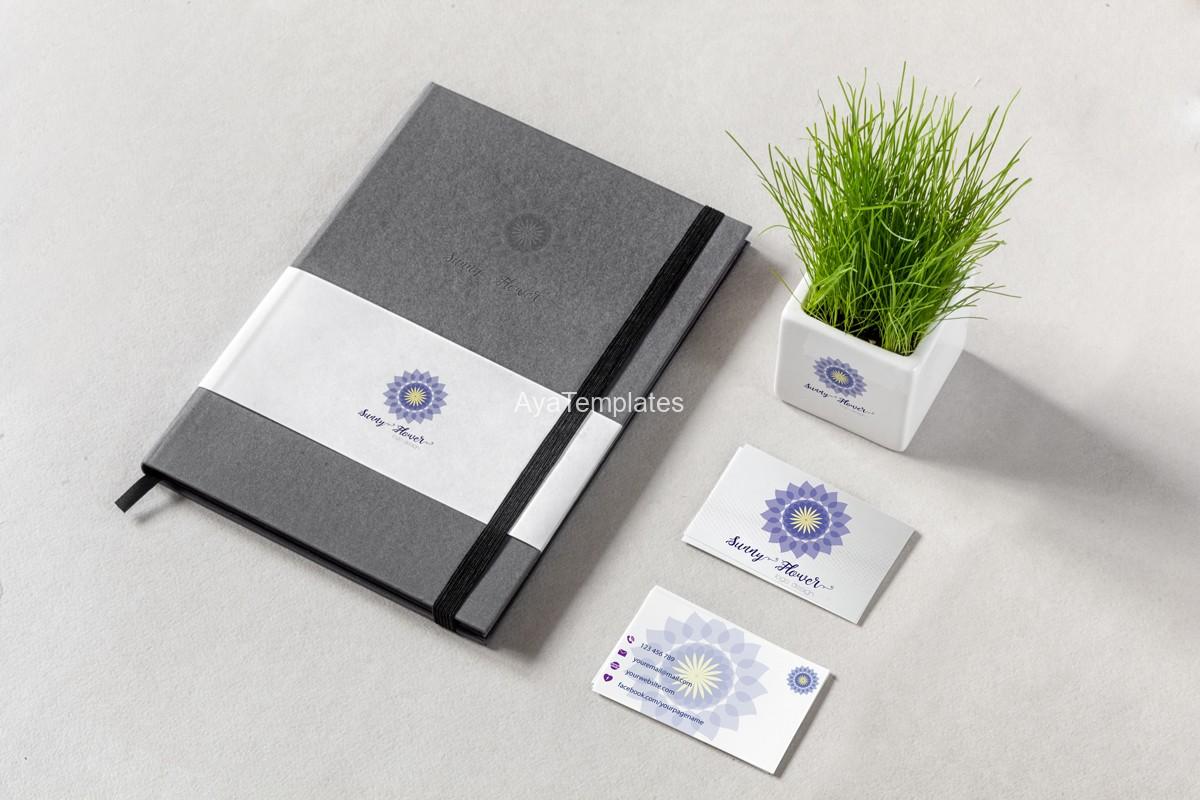 03-sunny-flower-logo-design-and-brand-identity-mockup