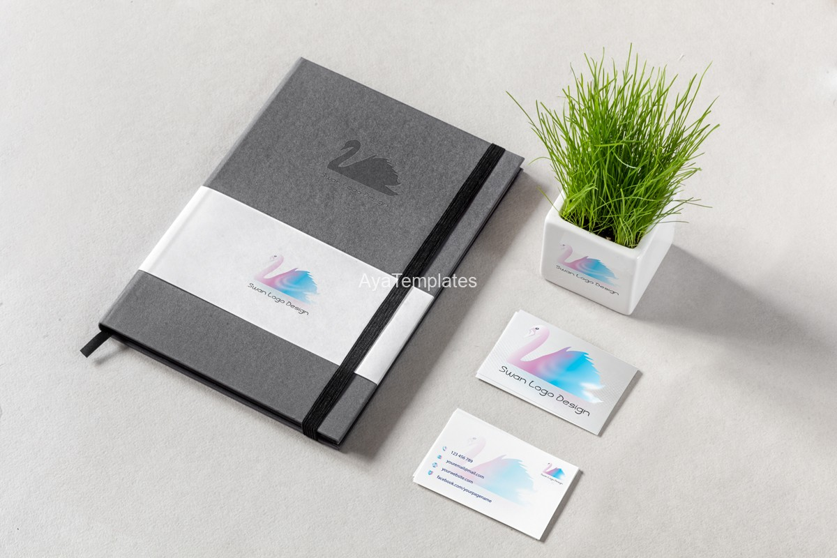 03-swan-logo-design-and-brand-identity-mockup