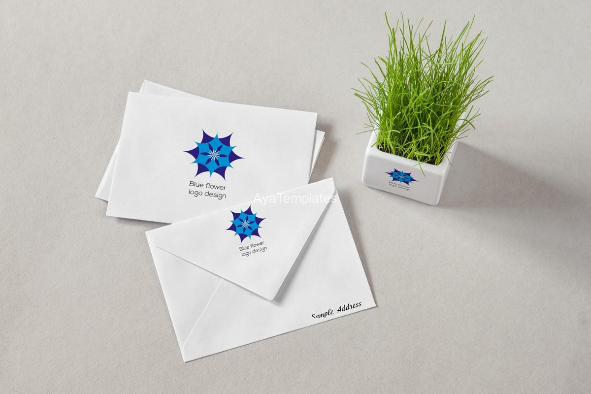 04-mockup-blue-flower-logo-design