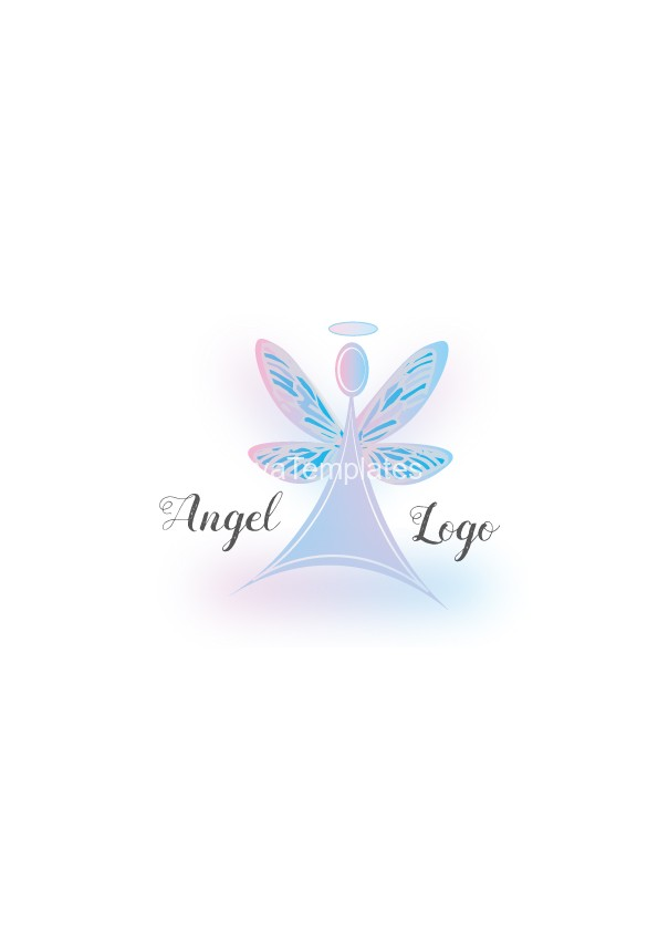 Angel-logo-design