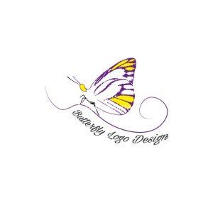 Butterfly-logo-design