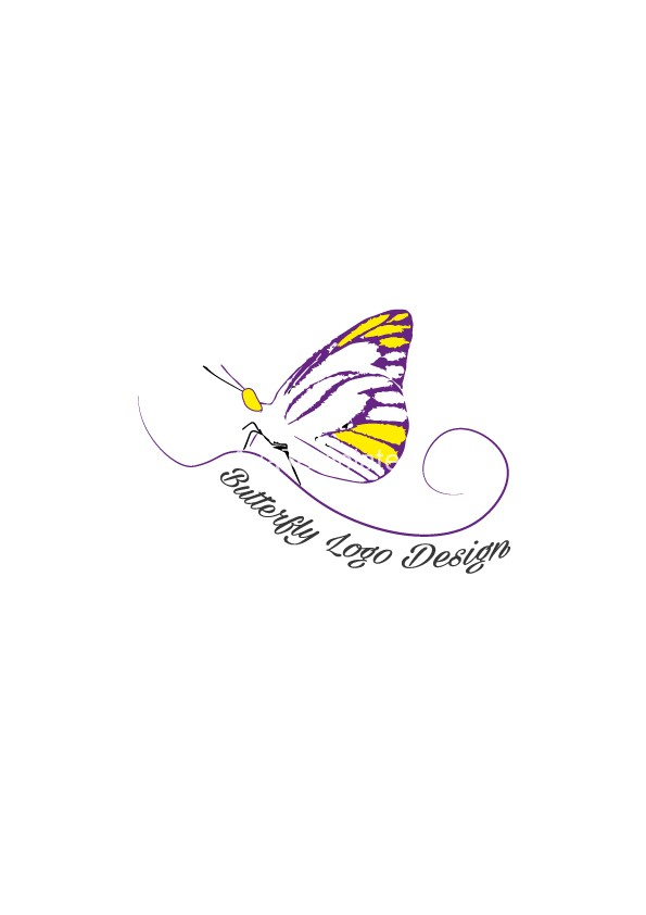 Butterfly-logo-design
