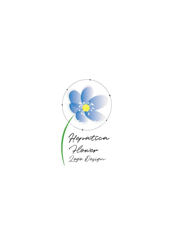 Hepotica-Flower-logo