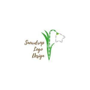 Snowdrop-Logo-design