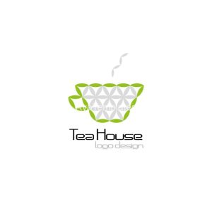 Tea-House-logo-design