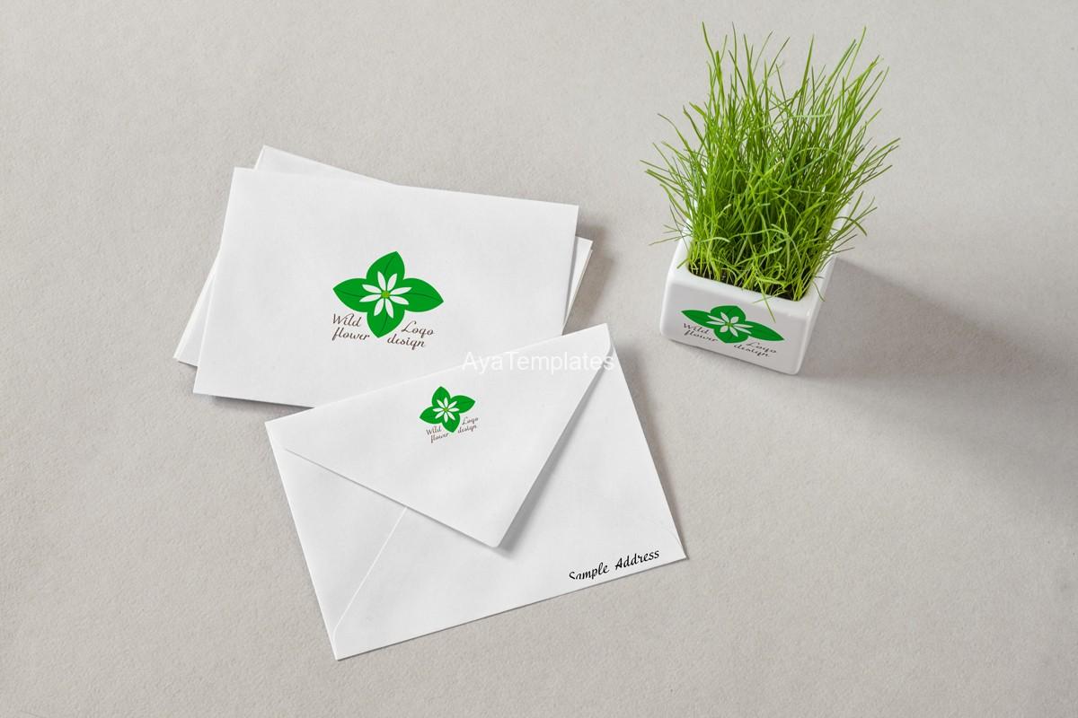 04-wild-flower-logo-design-mockup