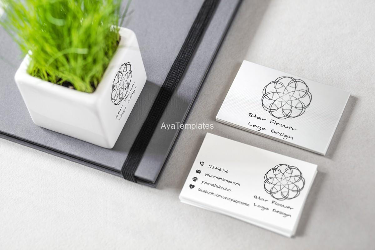 Star-flower-logo-design-mockup2