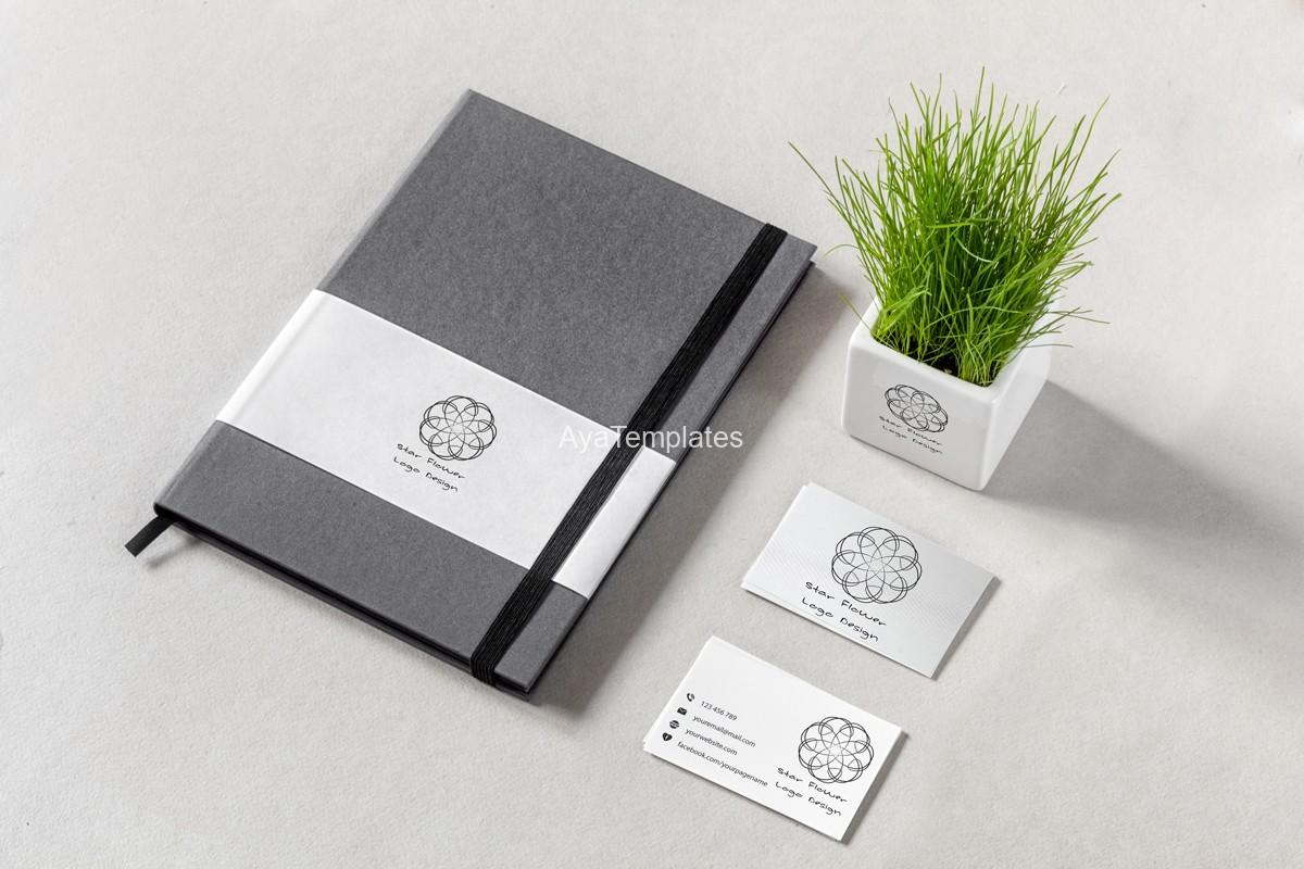Star-flower-logo-design-mockup3