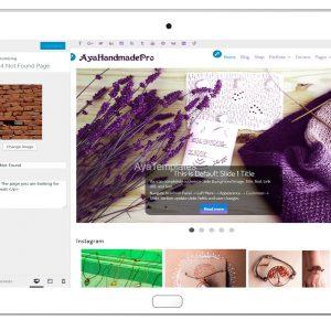 AyaHandmadePro-customizing-404-not-found-page