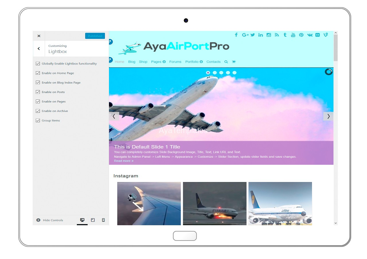 ayaairportpro-customizing-lightbox