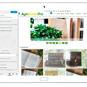 ayabookspro-customizing-header-and-footer