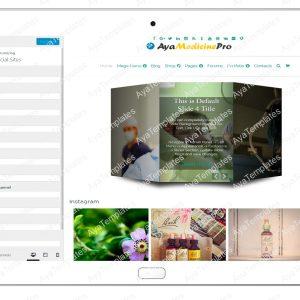 ayamedicinepro-customizing-social-sites