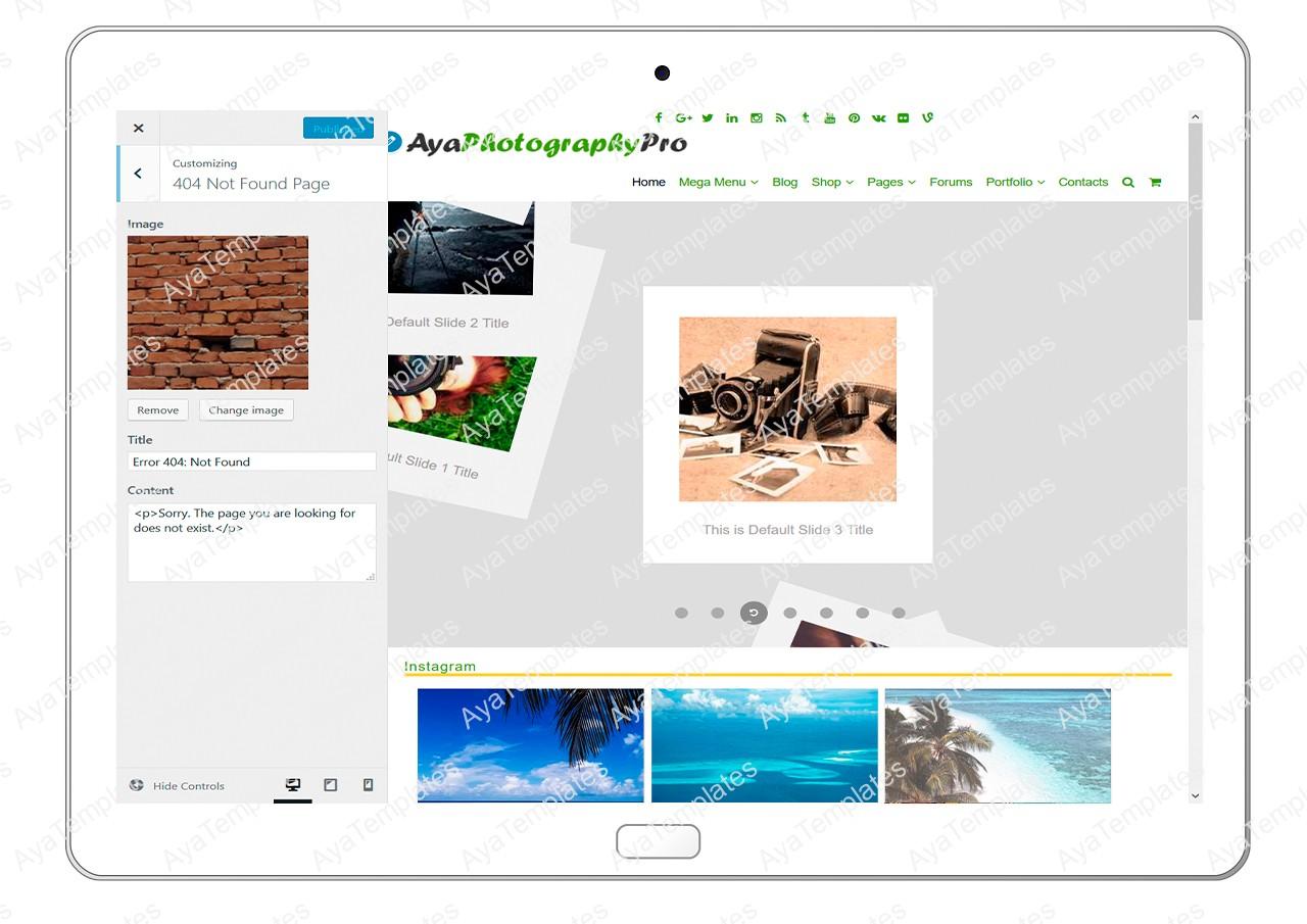 ayaphotograpypro-customizing-404-not-found-page