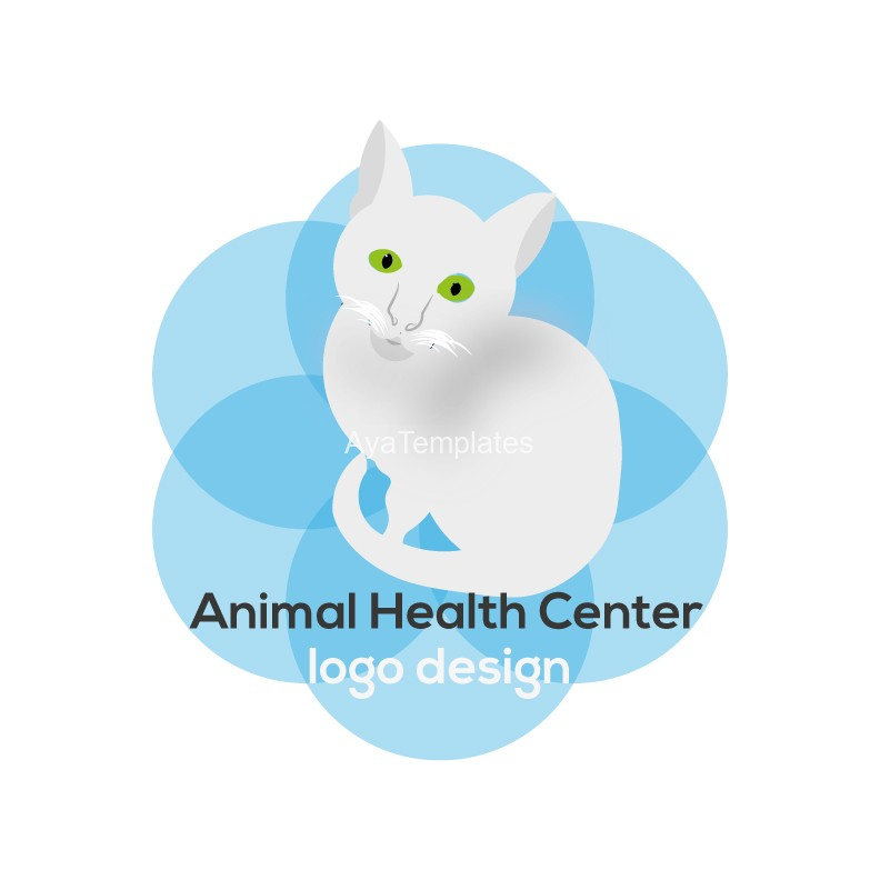 Animal-Health-Center-logo-design