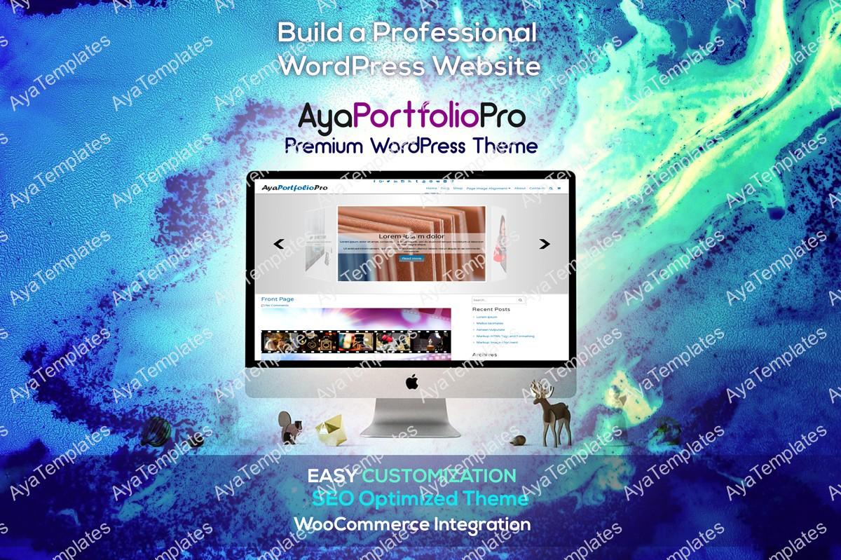 AyaPortfolioPro-premium-wordpress-theme-mockup