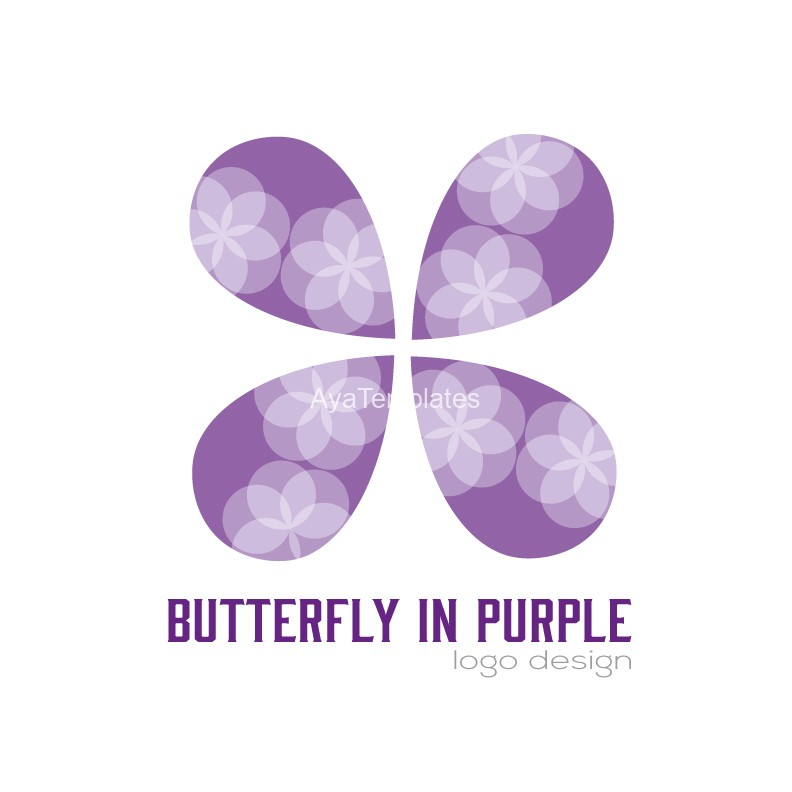 Butterfly-in-Purple