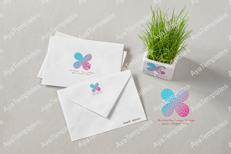Butterfly-logo-design-branding-mockup2-ayatemplates