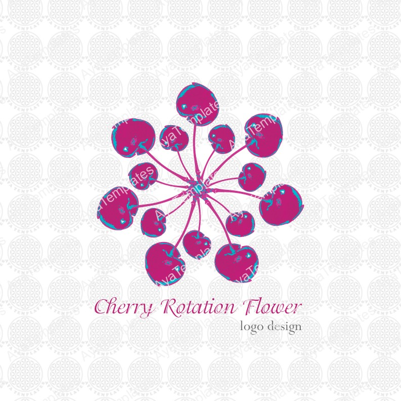 Cherry-Rotation-Flower