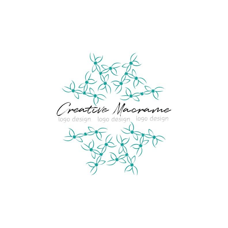 Creative-Macrame-logo-design
