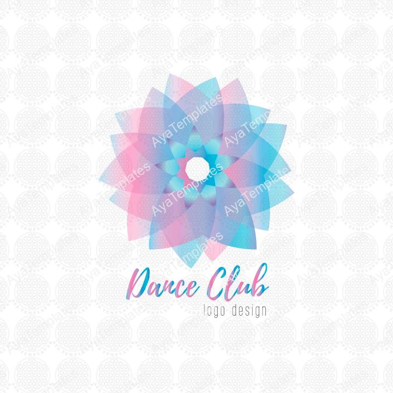 Dance-Club-logo-design