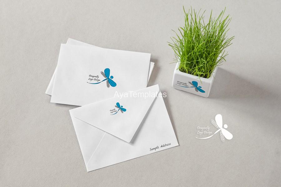 Dragonfly-logo-design-brand-mockup1-ayatemplates