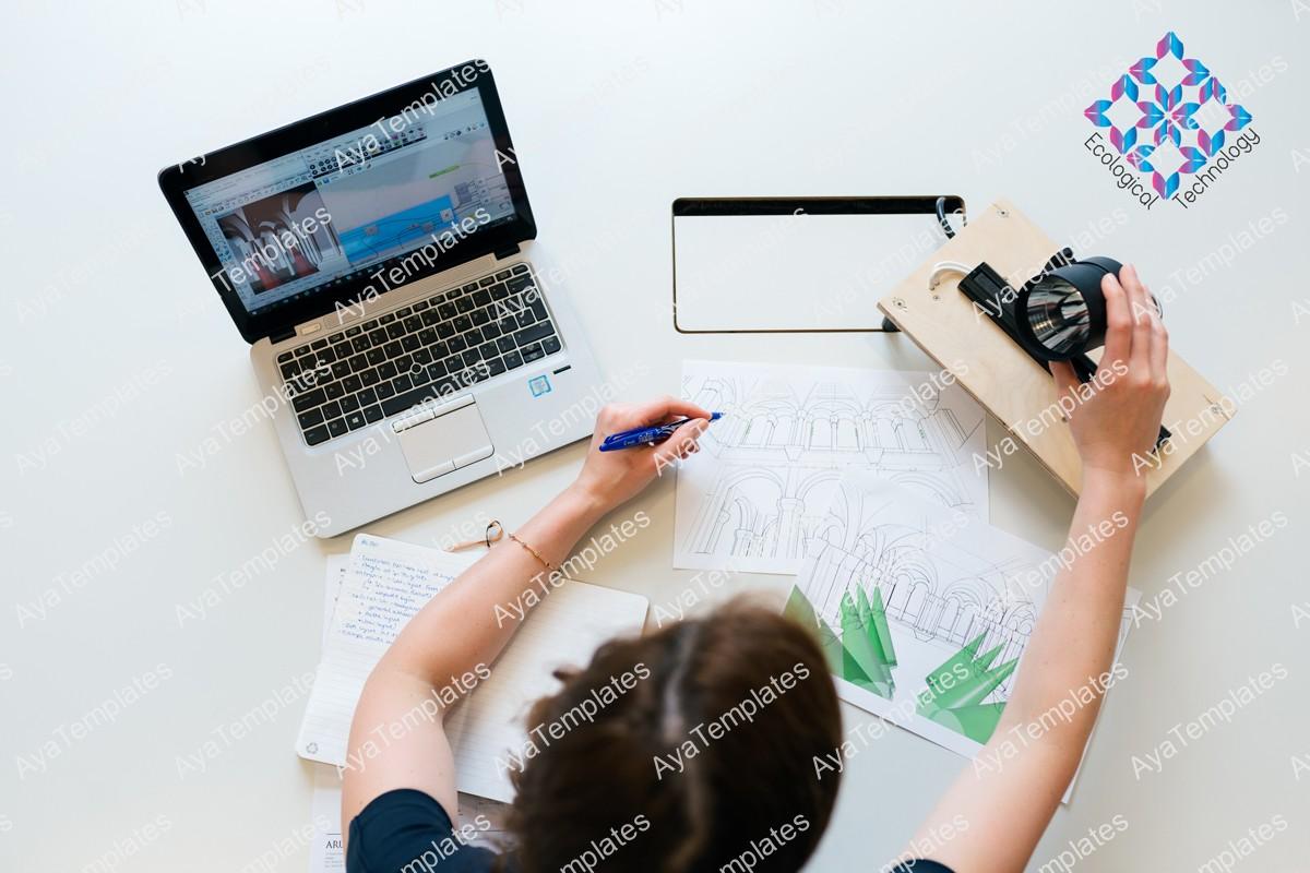 Ecological-Technology-logo-collage