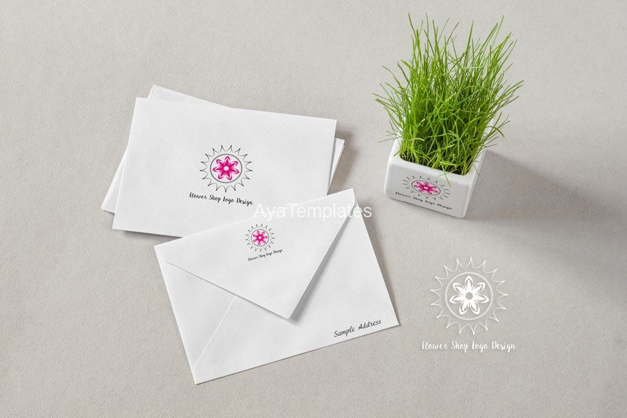 Flower-Shop-Logo-Design-branding-mockup-ayatemplates