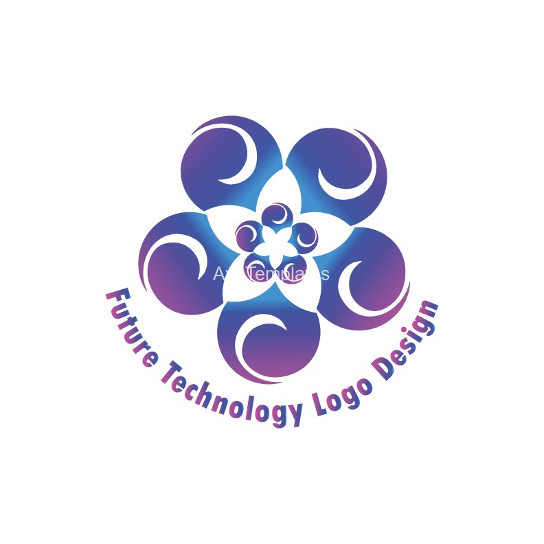 Future-technology-logo-design