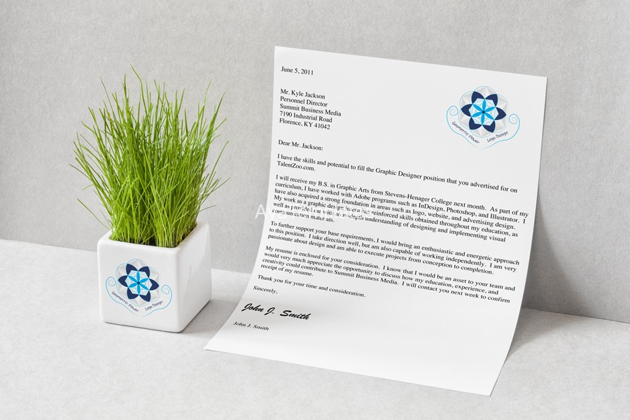 Geometric-flower-logo-design-branding-mockup-ayatemplates
