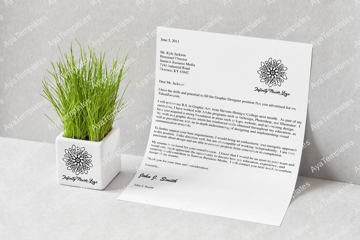 Infinity-flower-logo-design-branding-mockup-ayatemplates