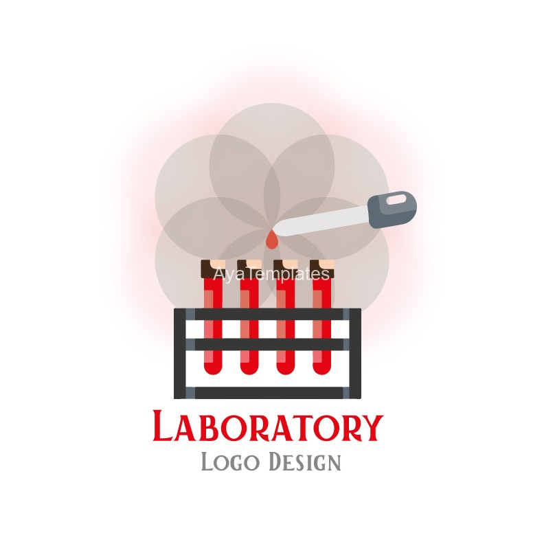 Laboratory-logo-design