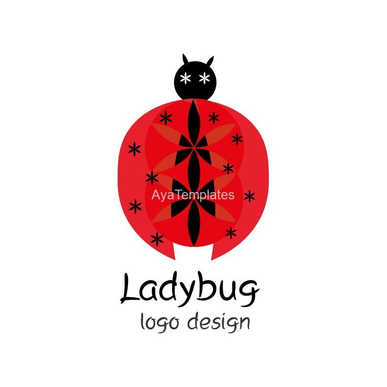 Ladybug-logo-design