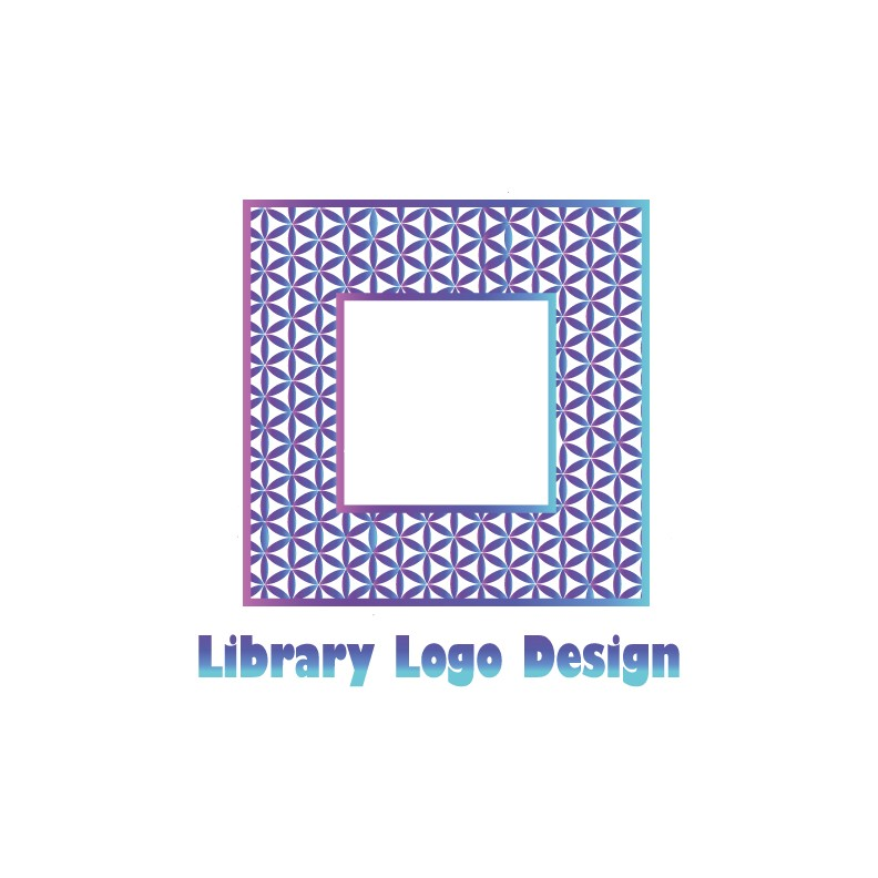Library-logo-design